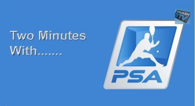 Two Minutes with PSA pros