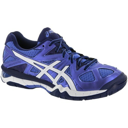 Asics Gel Tactic Women - Powder Blue / White / Indigo