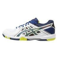 Asics Gel Task Men - White Blue