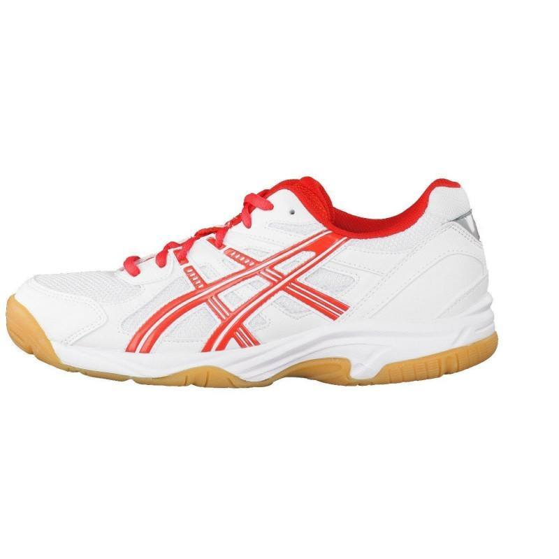 Asics Gel Doha Women [White / Red]