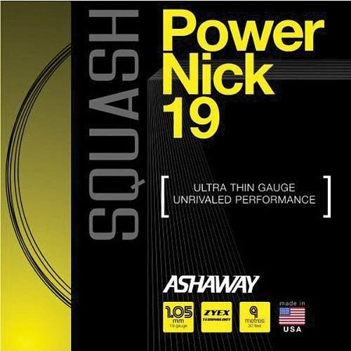 Ashaway PowerNick 19 Black Single