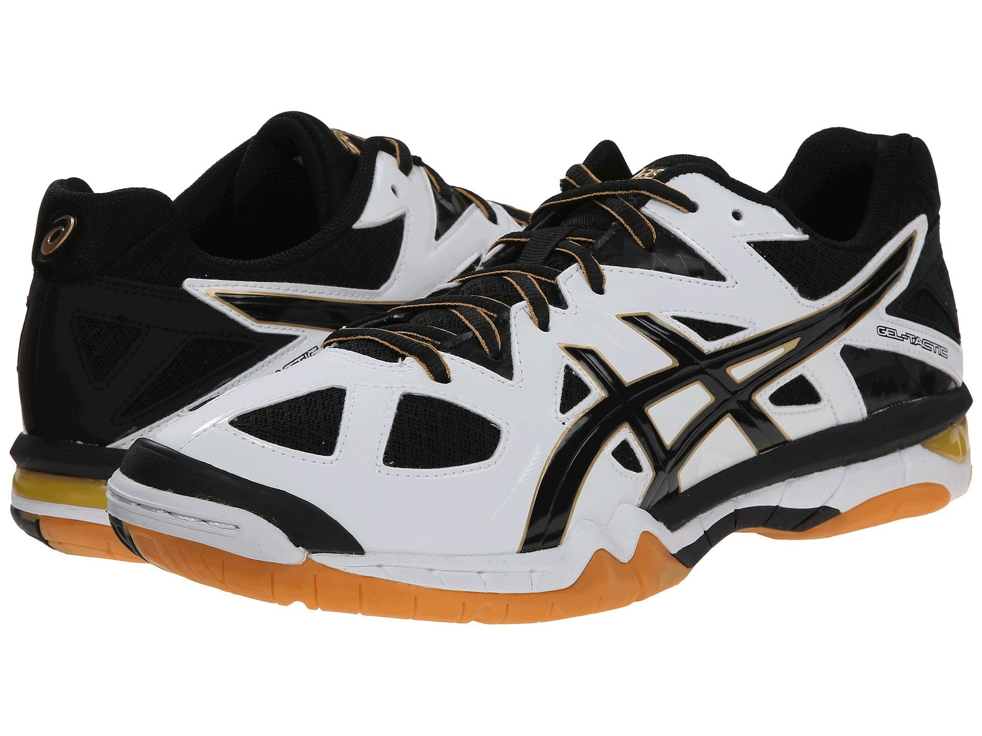 asics-gel-tactic-men-white-black-gold