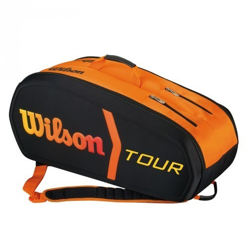 Wilson Burn 9 Racket Bag