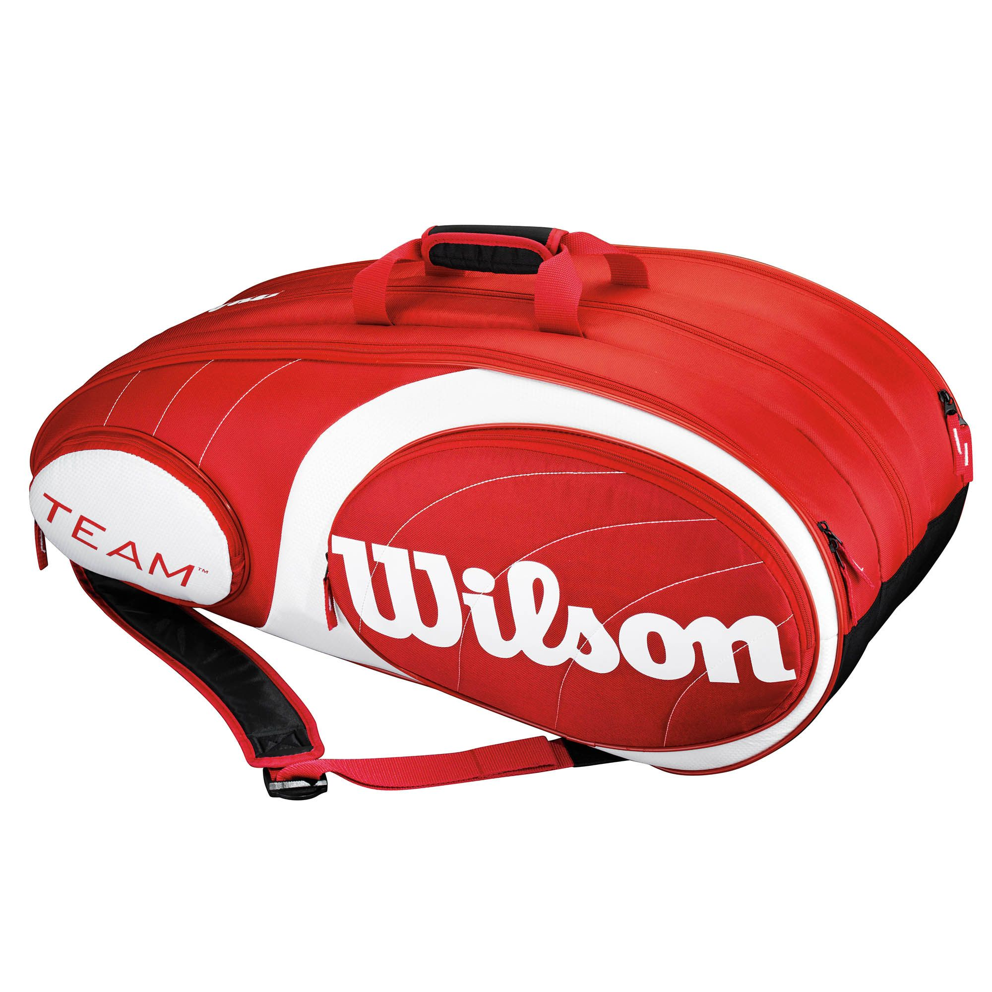 Wilson Team Red 12 Racket Bag