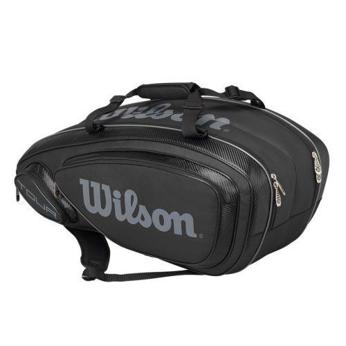 Wilson Tour 2.0 Bag 9 Racket Black
