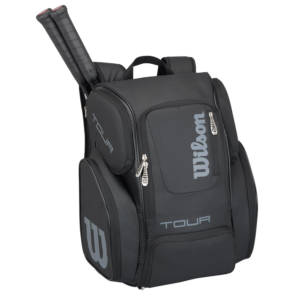 Wilson Tour V Backpack - Black