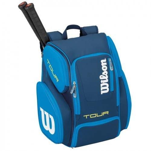 Wilson Tour V Backpack - Blue