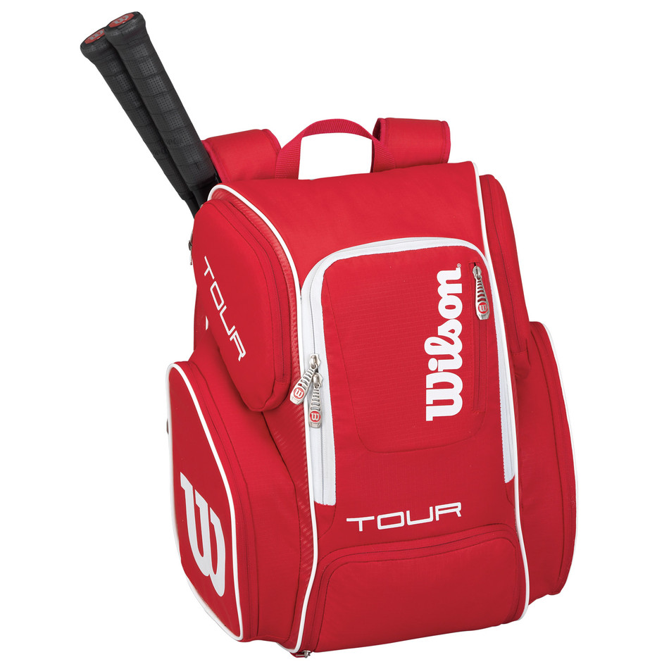 Wilson Tour V Backpack - Red