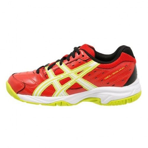 Asics Gel Squad Junior - Red