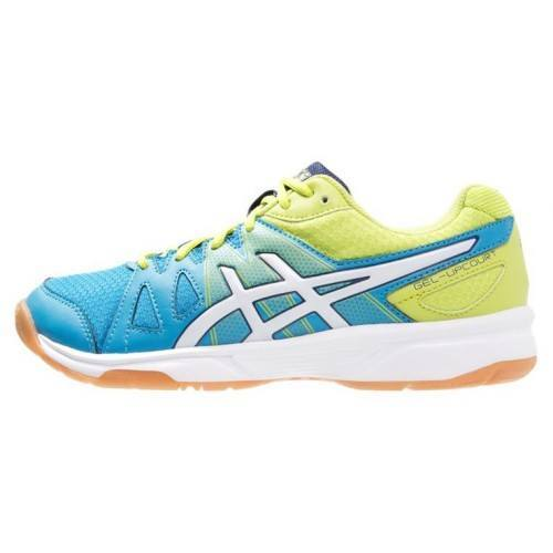 Asics Gel Upcourt Junior [Methyl Blue / White / Lime]