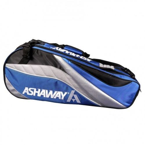 Ashaway Double ATB863D 6 Racket Bag - Blue