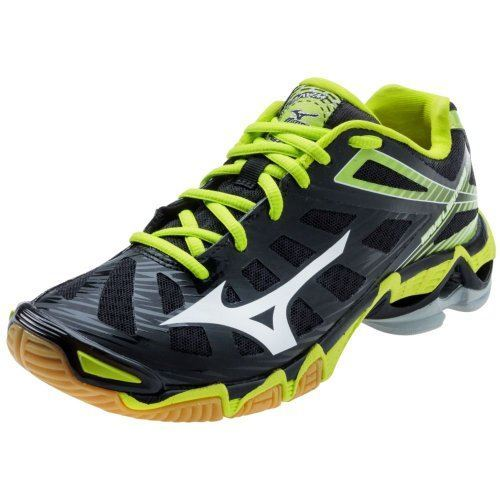 Mizuno Wave Lightning RX3 Women [Black Lime]