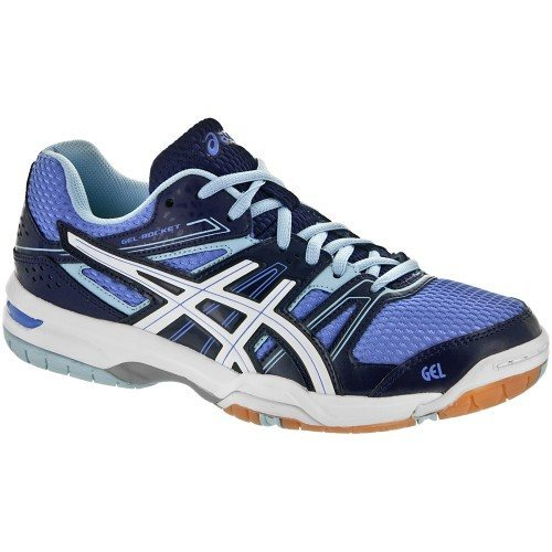 Asics Gel Rocket 7 Women [Powder Blue / White / Indigo Blue]