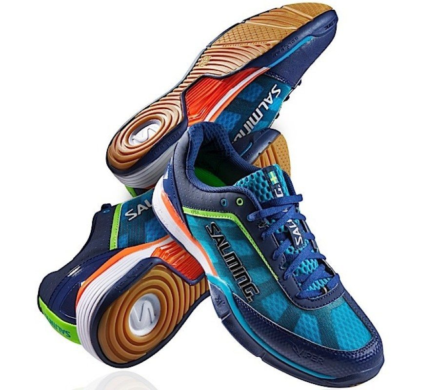 Salming Viper 2.0 Men [Navy / Orange]