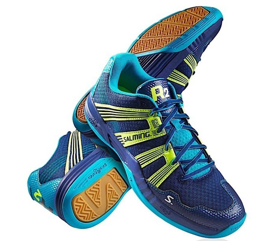 Salming Race R2 3.0 Men [Navy / Yellow]