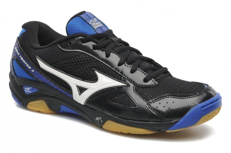 Mizuno Wave Twister 3 Men [Black]