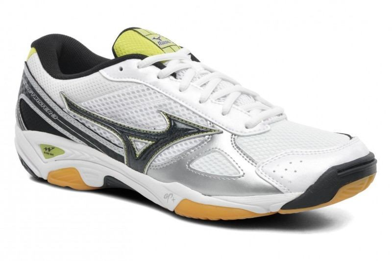 Mizuno Wave Twister 3 Men [White]