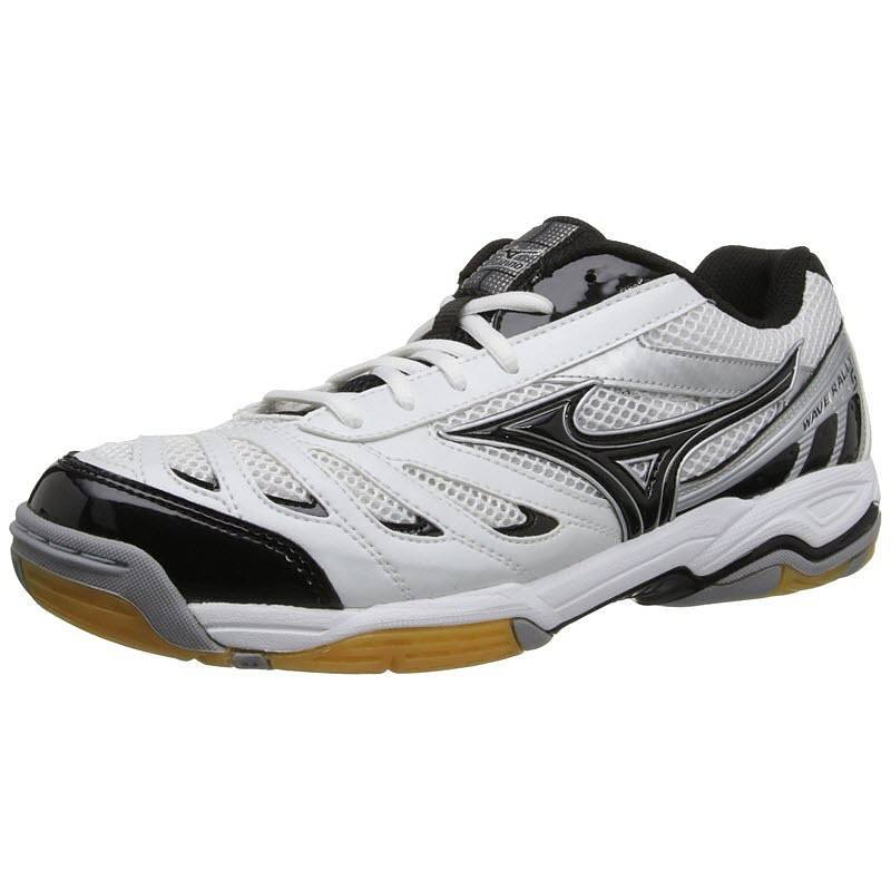 Mizuno Wave Rally 5 Women - White Black