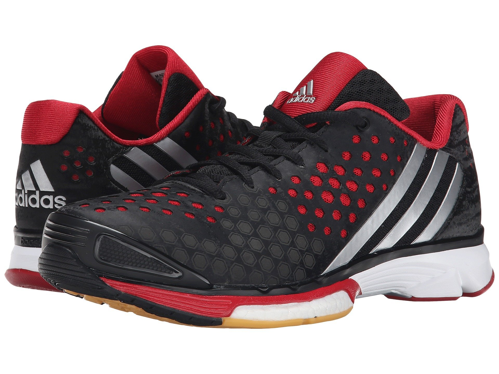 adidas-volley-response-boost-women-black-silver-red