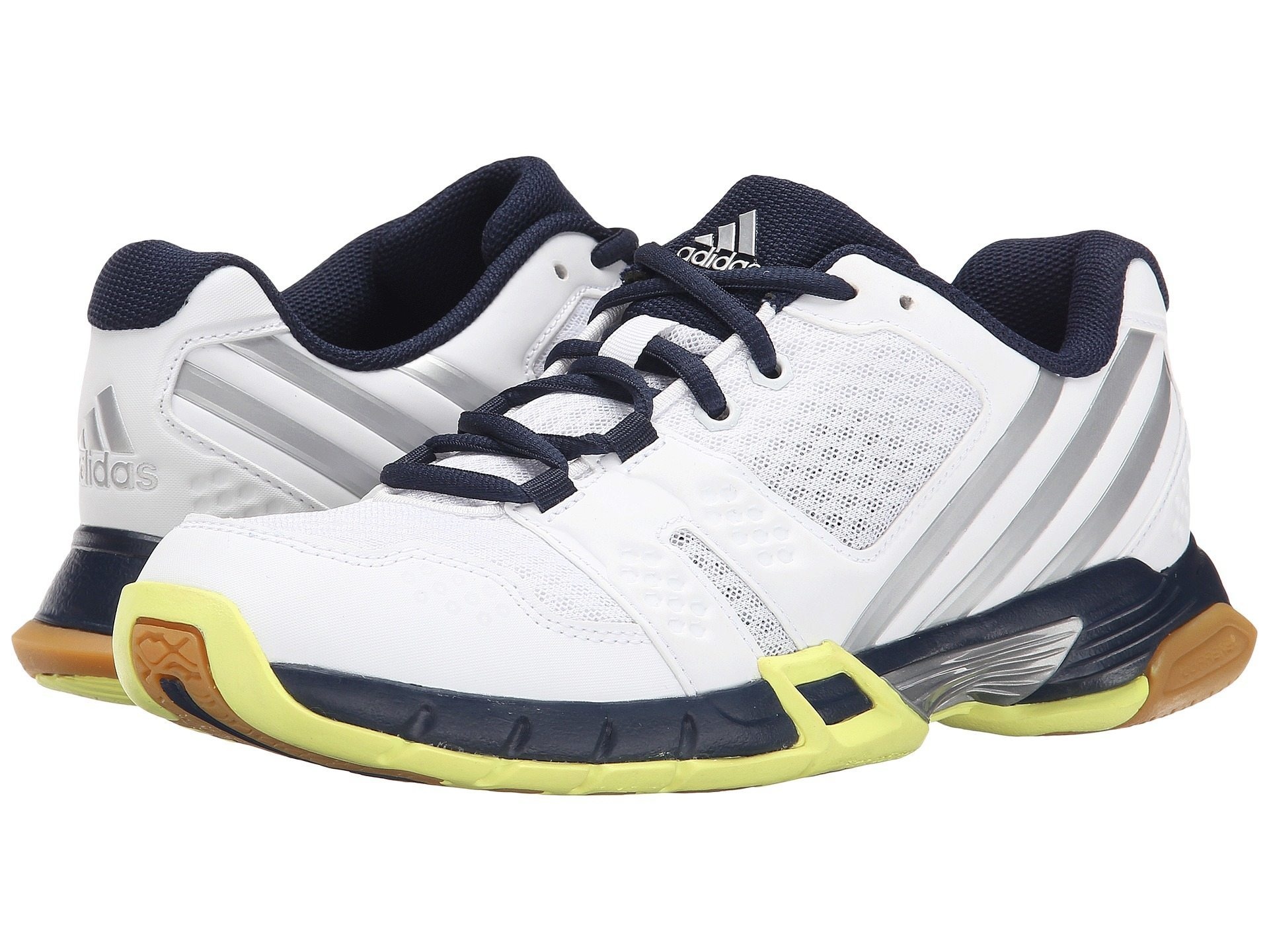 Adidas Volley Team 3 Women - White / Silver / Navy
