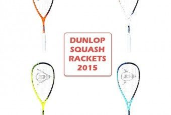 Dunlop Squash Rackets 2015 [Video Reviews]