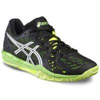 Asics Gel Fireblast 2 Men - Black Green