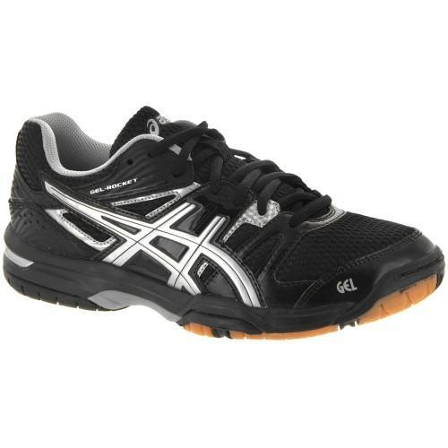 Asics Gel Rocket 7 Women - Black
