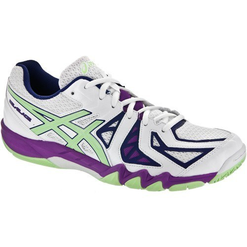 Asics Gel Blade 5 Women - White Pistachio Grape