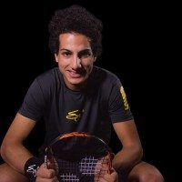 Mazen Hesham Signs with Eye Rackets