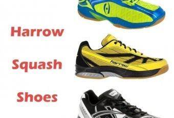 Harrow Squash Shoes Roundup