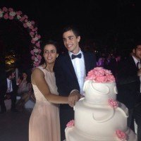 Nour El Tayeb and Ali Farag
