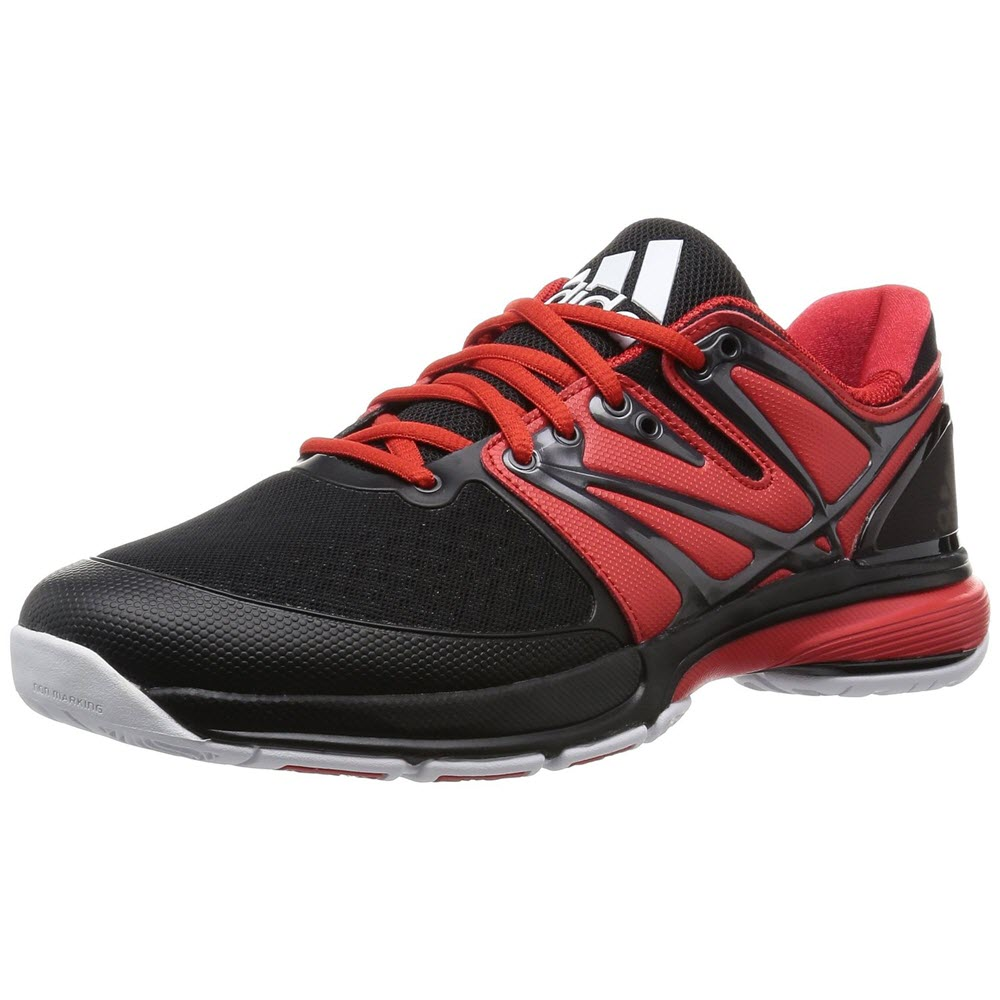 Adidas Stabil 4Ever Men - Black Red