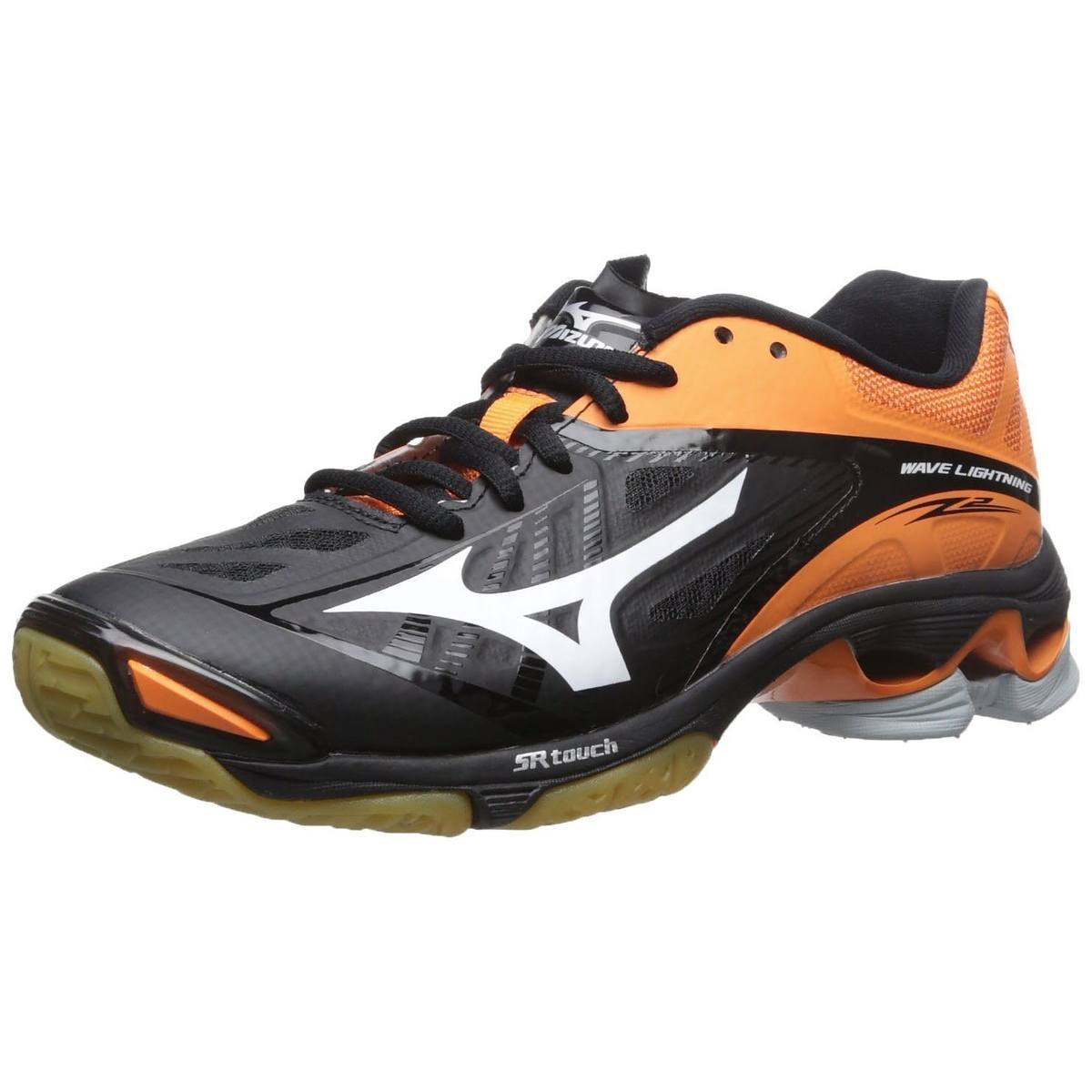 Mizuno Wave Lightning Z2 Women - Black Orange