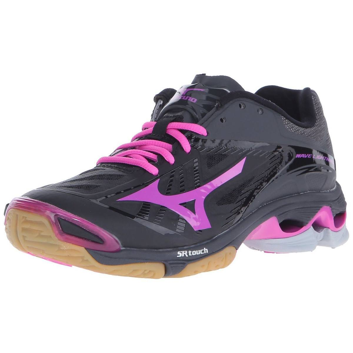 Mizuno Wave Lightning Z2 Women - Black Pink