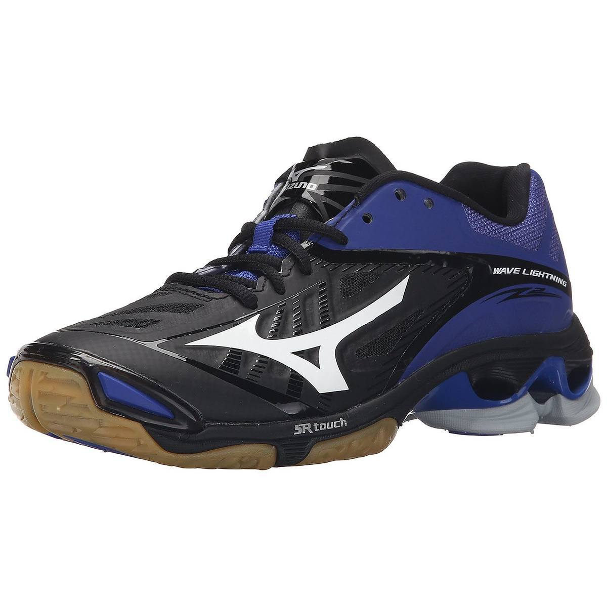 Mizuno Wave Lightning Z2 Women - Black Royal Blue