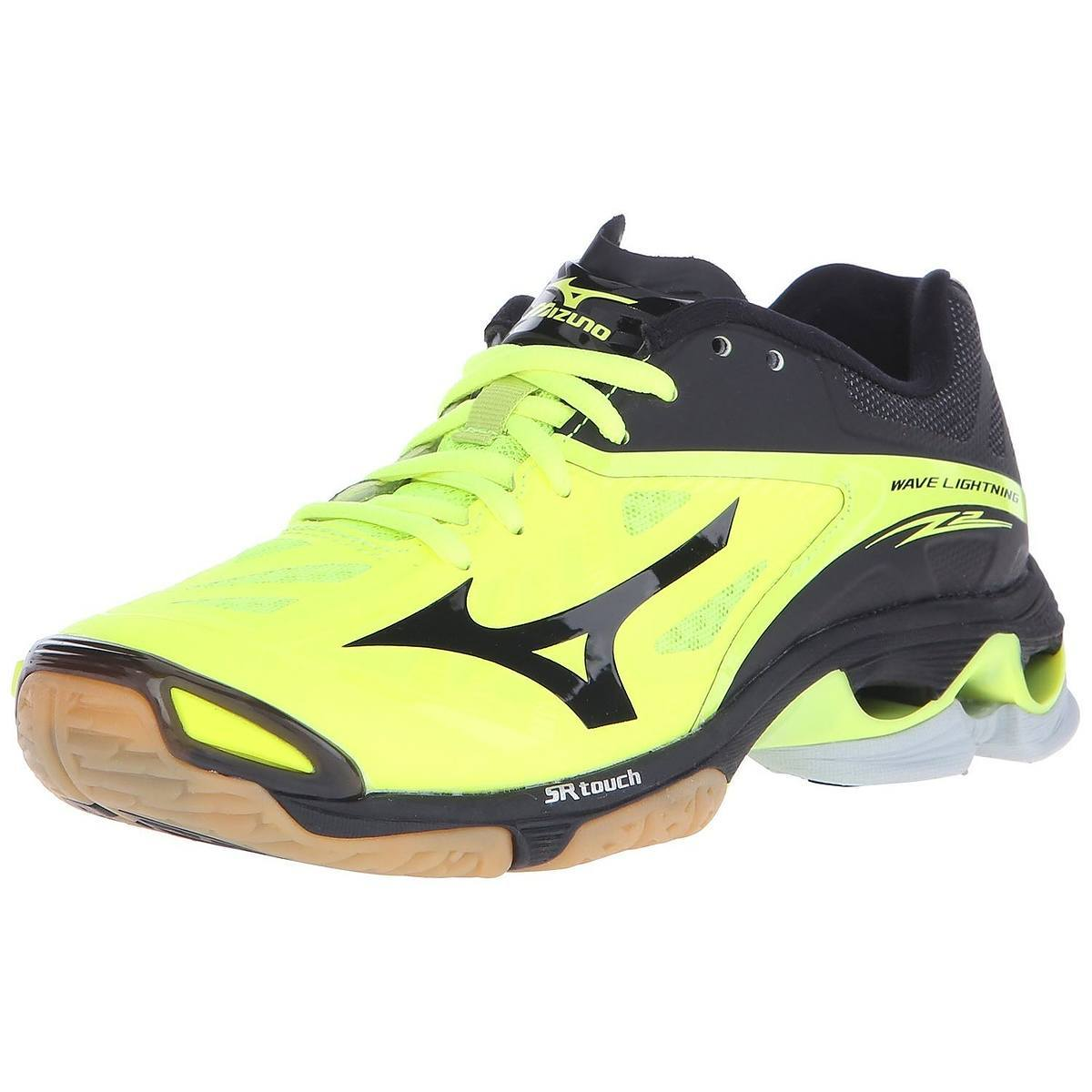 Mizuno Wave Lightning Z2 Women - Neon Yellow Black