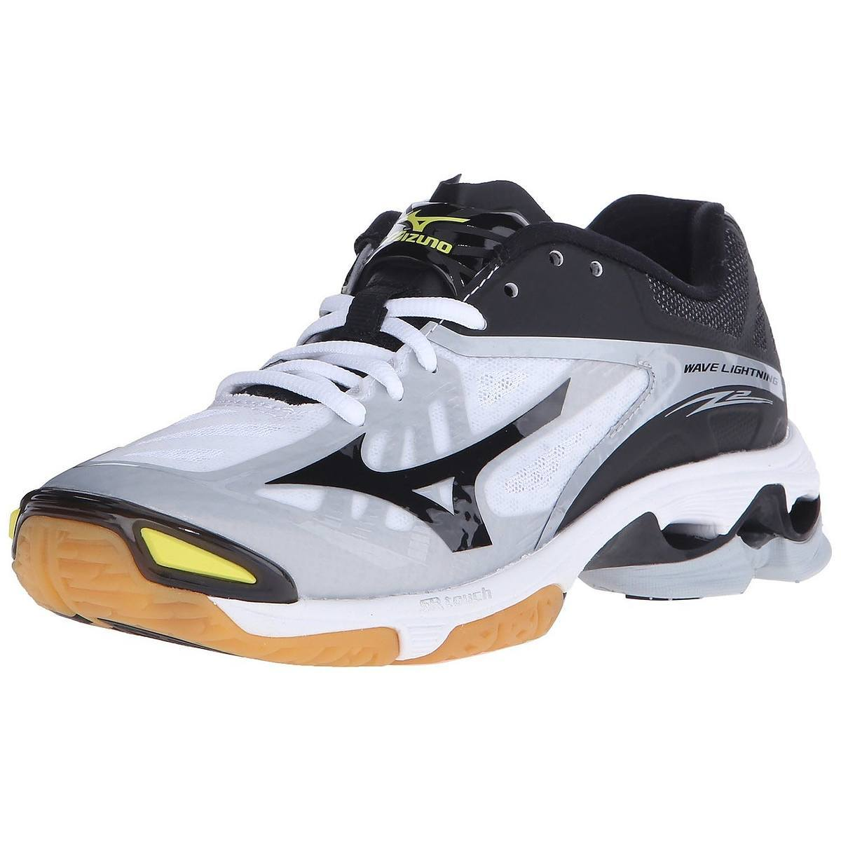 Mizuno Wave Lightning Z2 Women - White Black