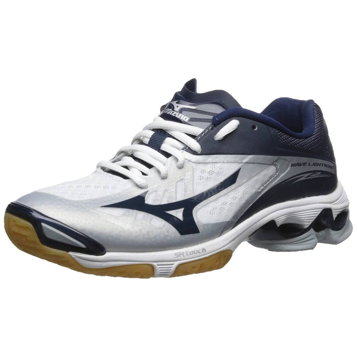 Mizuno Wave Lightning Z2 Women - White Navy