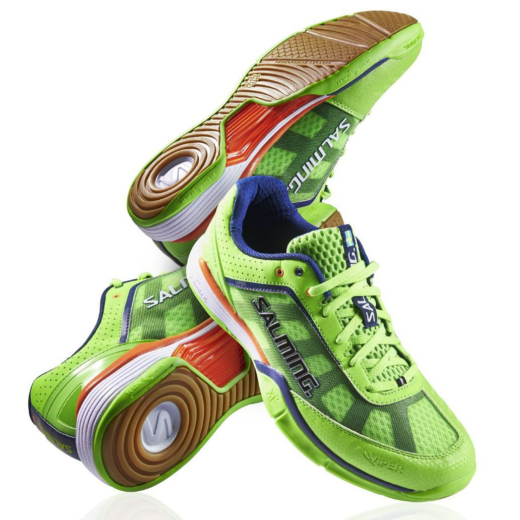 Salming Viper 2.0 Junior - Green