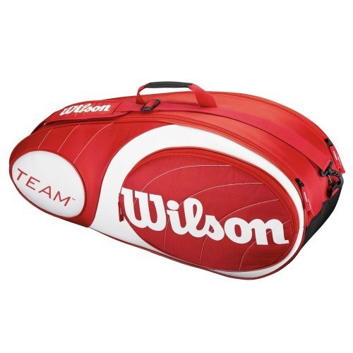 Wilson Team Red 9 Racket Bag
