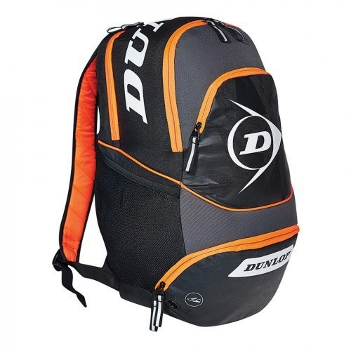 Dunlop Backpack - Black Orange