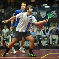 US Open Squash 2013 Equipment Report (PSA)