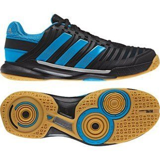 Adidas Adipower Stabil 10.1 - Blue Black