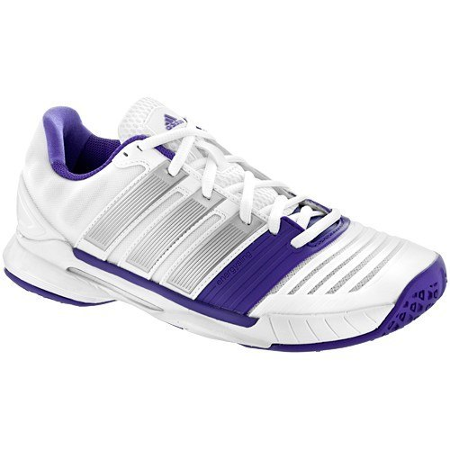 Adidas Adipower Stabil 11 Women - White / Purple