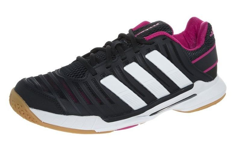 Adidas Adipower Stabil 10.1 Women - Black Purple