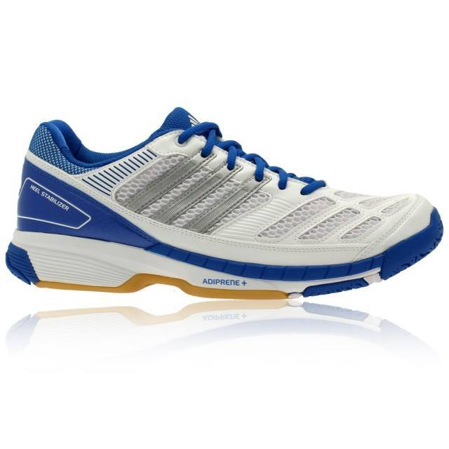 Adidas BT Feather Men - White Blue Silver