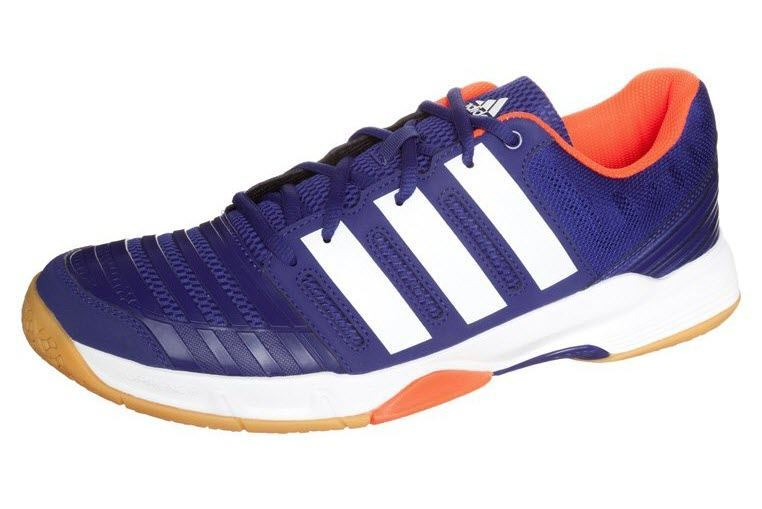 Adidas Court Stabil 11 Men [Navy Orange]