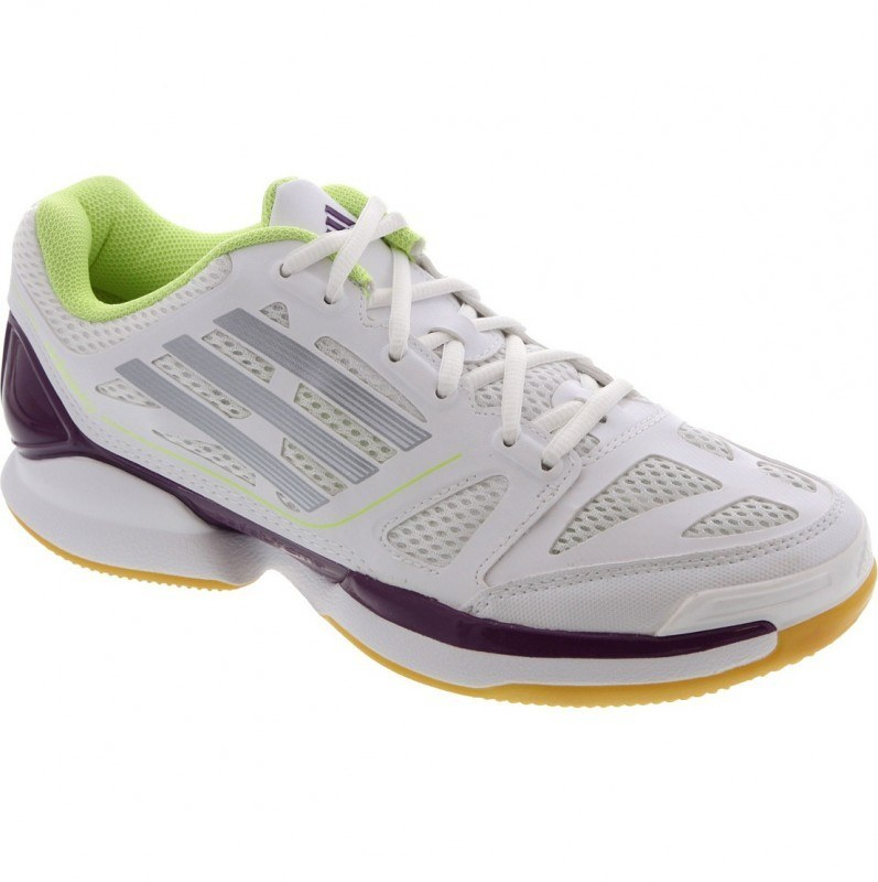Adidas Crazy Volley Women White Purple