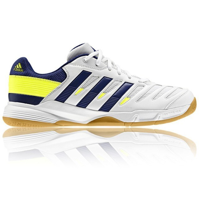 Adidas Essence 10.1 - White Blue Yellow