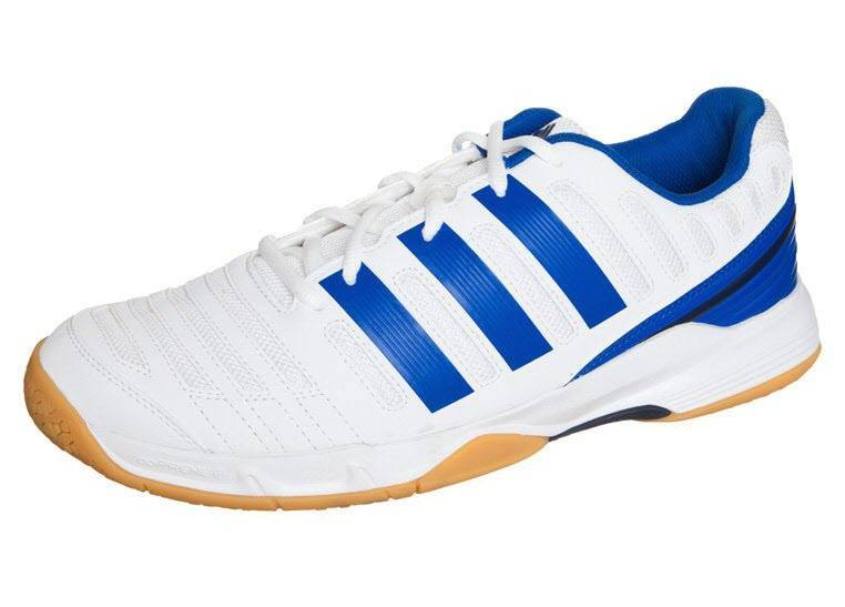Adidas Essence 11 Men [White Blue]